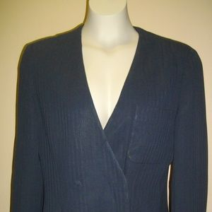 Giorgio Armani 42 10 Navy Blue Pants Jacket Suit